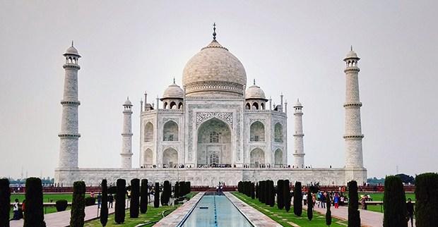 Taj Mahal temple